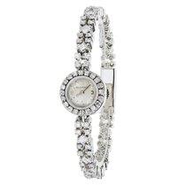 Jaeger-LeCoultre Vintage Diamond Women's Watch in Platinum