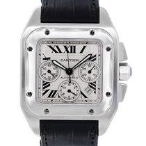 Cartier Santos 100XL  Chronograph Ref. 2740