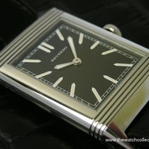 Jaeger-LeCoultre : Stainless Steel Reverso Tribute to 1931...