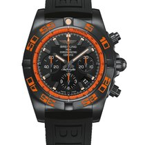 Breitling Chronomat 44 Special Edition Raven Blacksteel Automatic