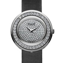 Piaget GOA36189 Possession in White Gold with Diamonds Bezel -...