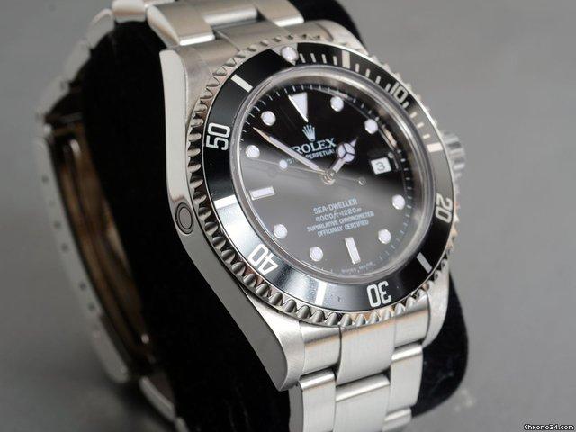 Rolex Sea Dweller 16600 vs Submariner Rolex Submariner Sea-dweller