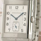 Jaeger-LeCoultre 270.854 Reverso Duo Day/Night, Steel