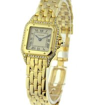 Cartier Yellow Gold PANTHER Small Size