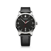 Victorinox Swiss Army Alliance Mechanical, date, grey dial,...