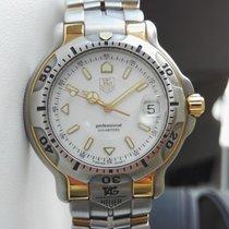 TAG Heuer 6000 Men's 18K Yellow Gold & Steel NEW/UNWORN