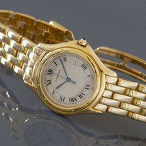 Cartier Cougar 18k or jaune - GM (Grand Modèle) - yellow gold
