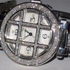 Cartier Pasha Automatic Diamonds