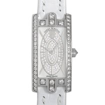 Harry Winston [NEW] Avenue Classic quartz 18K white gold...