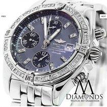 百年靈 (Breitling) Chronomat Evolution Stainless Steel Watch With...