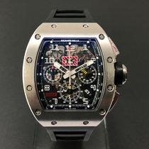 Richard Mille RM011 Felipe Massa Chronograph Titanium