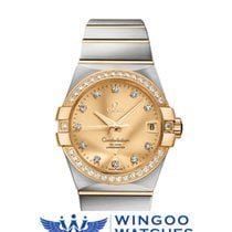 Omega - Constellation Co-Axial 38 MM Ref. 123.25.38.21.58.001