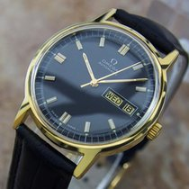 Omega Calibre 1020 Swiss Made Mens Automatic 1970 Vintage Gold...
