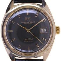 IWC Mans Automatic Wristwatch Yacht Club