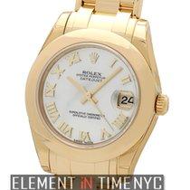 Rolex Datejust Masterpiece Special Edition 18 Karat Yellow...