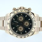 Rolex Daytona Rose Gold 116505 Black Dial - Pink Gold Mint
