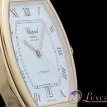 Chopard Classique Homme Tonneau Datum Automatik 18kt Rotgold...