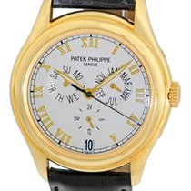 "Patek Philippe Gent's 18K Yellow Gold  Ref# 5035 ""Annu..."