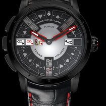 Christophe Claret POKER - Titanium - PVD - Limited Edition