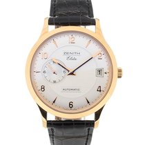 Zenith Class Elite 37 Automatic Leather