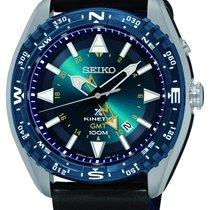 Seiko Herrenuhr Prospex Kinetic GMT, SUN059P1