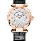 Chopard Imperiale 18K Rose Gold Manual Winding Watch 384822-5001