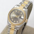 Rolex Datejust 179163 18K Steel Diamond Dial