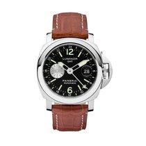 Panerai Luminor GMT Automatic Acciaio Automatic Mens watch...