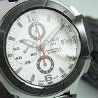 Tissot Race Chronograph Automatik Saphir Glas-boden Herrenuhr...