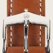 Hirsch Uhrenarmband Heavy Calf goldbraun L 01475070-2-18 18mm
