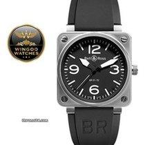 Bell & Ross - Aviation BR 01-92 Steel
