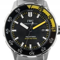 IWC Aquatimer 2000 Stahl Automatik 44mm Ref.IW356801 Vintage...