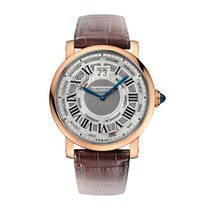 Cartier Rotonde Automatic Mens Watch Ref W1580001