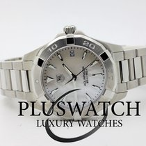 TAG Heuer Aquaracer Quartz Ladies Steel Watch 32mm