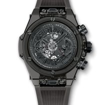 Hublot Big Bang Unico Sapphire All Black - 411.JB.4901.RT