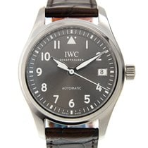 IWC Pilots Stainless Steel Gray Automatic IW324001