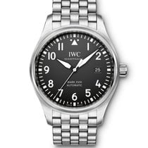 IWC IW327011 Pilots Mark XVIII - Classic in Steel - on Steel...