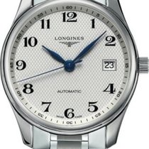 Longines Master Automatic 36mm L2.518.4.78.6 Stainless Steel NEW