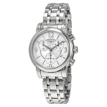 Tissot Dressport Chronograph Silver Dial Stainless Steel...