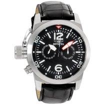 Invicta Men's 10773 Sea Spider Black Dial Watch