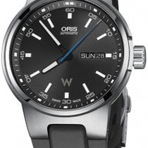 Oris Williams Day Date NEU mit B+P