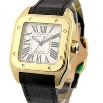 Cartier Santos 100 in Yellow Gold