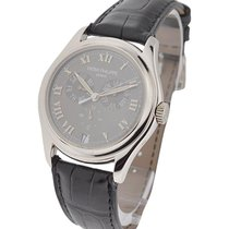 Patek Philippe 5035P Annual Calendar with Anthracite Dial