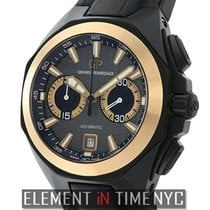 Girard Perregaux Chrono Hawk Hollywoodland Ceramic & 18k...