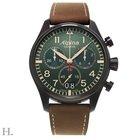 Alpina Startimer Pilot Big Date Chronograph Military