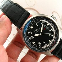 IWC IW326201 Pilot's Worldtimer Men's Watch Unworn...