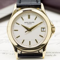 Patek Philippe Calatrava Automatic 18K Yellow Gold
