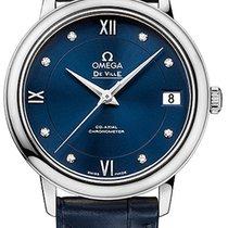 Omega De Ville Prestige Co-Axial 32.7 424.13.33.20.53.001