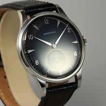 Longines bildschöne Vintage Uhr 37,5 mm von 1954, Zertifikat