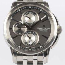 Maurice Lacroix Pontos Grey Chronograph
